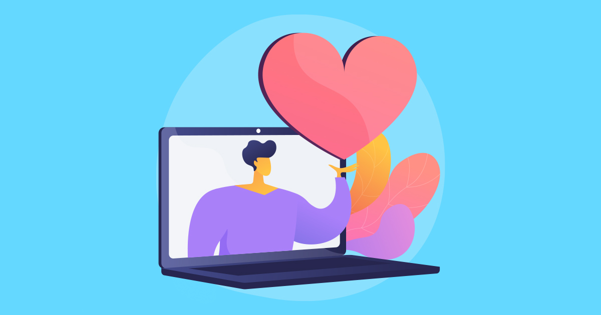 Känner du dig romantisk? Hitta anonyma kärleks-sms här!